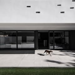 Casa TULA: Casas unifamilares de estilo  de Javier Chulvi. Arquitectura e Interiorismo