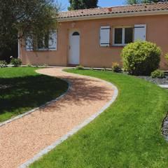 ALLEES: Jardin de style  par Constans Paysage, Moderne