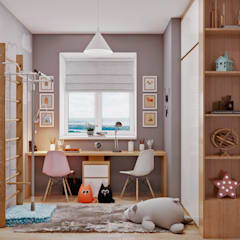Baby room by 'EDS' Exclusive Design Solutions