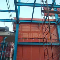 by AXKAN ESTRUCTURASyCONSTRUCCION Industrial