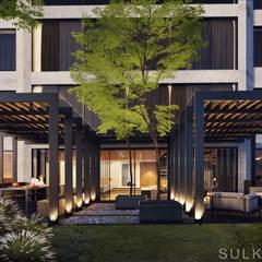 Zen garden by Sulkin Askenazi