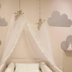 Baby room by Botelho e Friche arquitetura