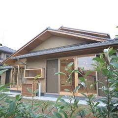 منزل خشبي تنفيذ 株式会社高野設計工房