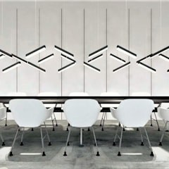 Offices & stores by Wkwadrat Architekt Wnętrz Toruń