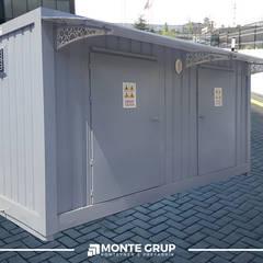 Gedung perkantoran by Monte Grup Yapı Sanayi