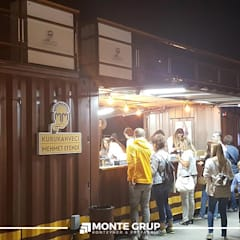 Event venues by Monte Grup Yapı Sanayi
