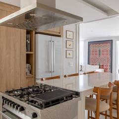 وحدات مطبخ تنفيذ MIS Arquitetura e Interiores