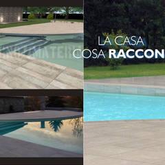 สระในสวน by Alessandra Vellata Architetto