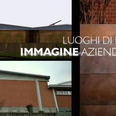 Casas de campo de estilo  por Alessandra Vellata Architetto
