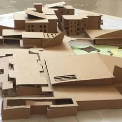 School for Visually Impaired:  Floors by Shreya Lakhankar,Modern