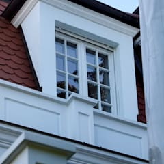 Wooden windows by Kneer GmbH, Fenster und Türen