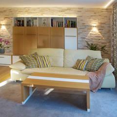 Phòng khách by T-raumKONZEPT - Interior Design im Raum Nürnberg