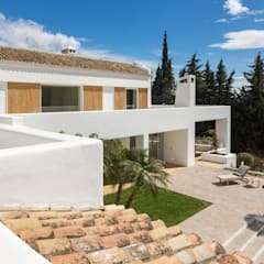 Villas by Alejandro Giménez Architects