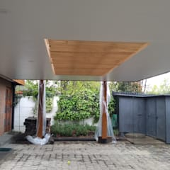 Flat roof by eco cero