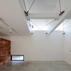 Projekty,  Okna dachowe zaprojektowane przez 稲山貴則 建築設計事務所