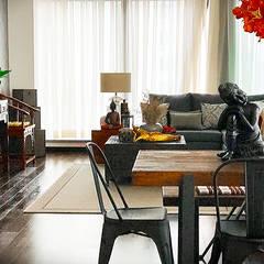 Comedores de estilo  por SNS Lush Designs and Home Decor Consultancy , Asiático