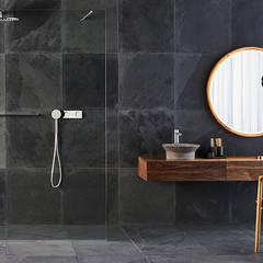 :  Bathroom by Persian Tiles, Modern Tiles