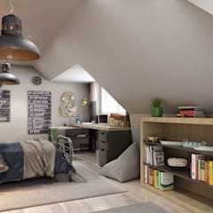 Boys Bedroom by VERO CONCEPT MİMARLIK, Modern