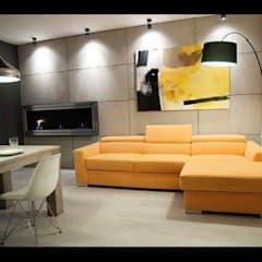 Bilder von Kunden - Betonoptik:  Wände von Loft Design System Deutschland - Wandpaneele aus Bayern,Modern