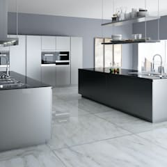 Luxury kitchens that outclasses all other kitchens you've seen Modern kitchen by Küche7 Modern Iron/Steel