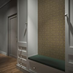 Mieszkanie Ursus: styl , w kategorii Korytarz, przedpokój zaprojektowany przez Decor Living Home