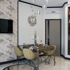 置入式廚房 by Zibellino.Design