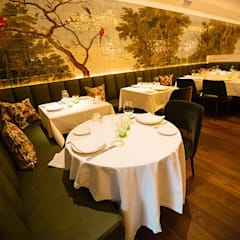 Restaurantes de estilo  por Cubiñá - Solutions | Style