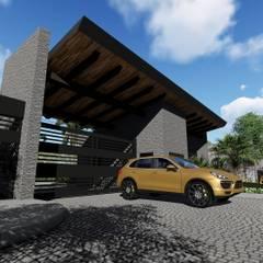 Rijtjeshuis door N+A arquitectos
