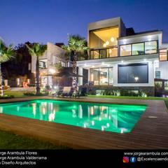 Kolam Renang oleh Excelencia en Diseño