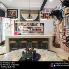 Wijnkelder door Excelencia en Diseño