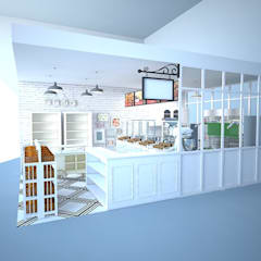 Commercial Spaces by CIANO DESIGN CONCEPTS,