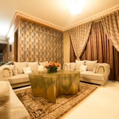 اتاق نشیمن by In Design Decor