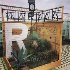 Projekty,  Ogród zaprojektowane przez 株式会社マウンテンハイ,