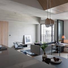 H°:  餐廳 by 寓子設計