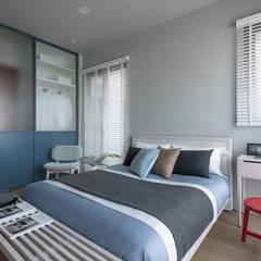 H°:  臥室 by 寓子設計
