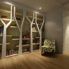 Walls by 雅群空間設計