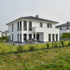 木屋 by Herrmann Massivholzhaus GmbH