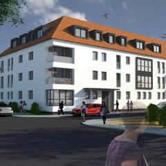 Wohnungsbau:  Häuser von Patricia Ramiro Architekten BDA
