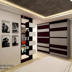Dressing room by My Interiorwala, Asian