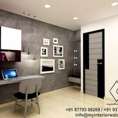 Study/office by My Interiorwala