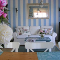 Living room by Vanessa Home Staging