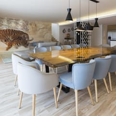 Dining room by Angelourenzzo - Interior Design