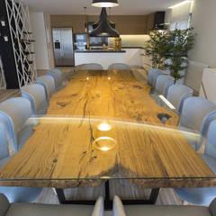 Angelourenzzo - Interior Design:  tarz Yemek Odası