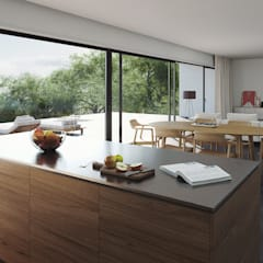 Built-in kitchens by FMO ARCHITECTURE