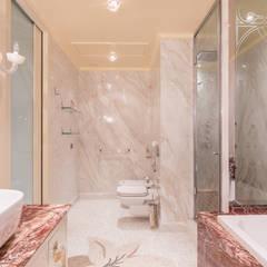 Apartamento en Madrid: Baños de estilo  de Carlos Bujan Fotografía