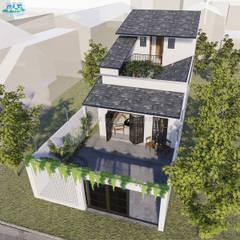 Projekty,  Willa zaprojektowane przez Gaea Field Việt Nam