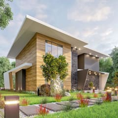 B. Koop Villaları ANTE MİMARLIK Modern