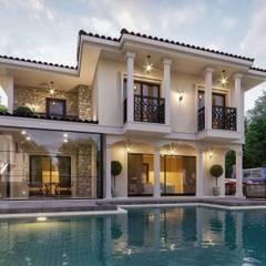 K . Y . Villaları ANTE MİMARLIK Modern