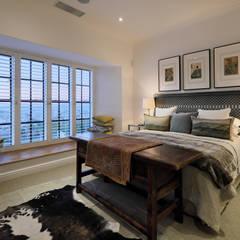 Klassische Schlafzimmer von KMMA architects Klassisch