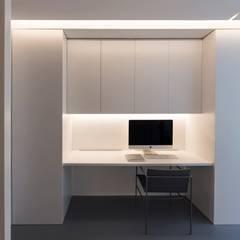 La cuarta habitación: Estudios y despachos de estilo  de FRAN SILVESTRE ARQUITECTOS
